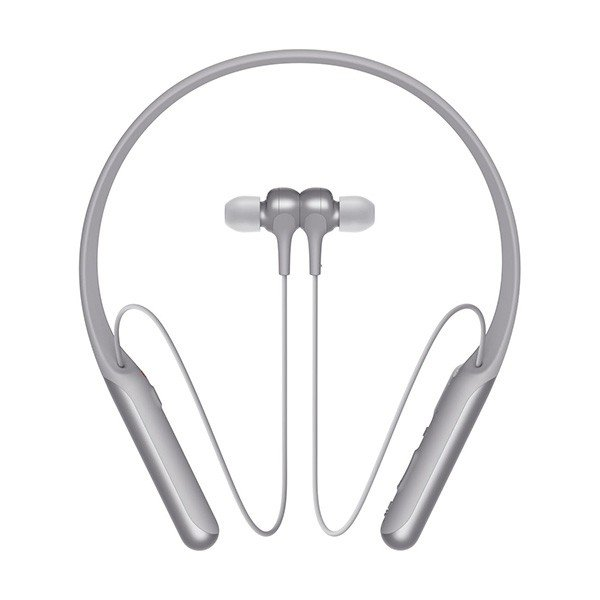 Bluetooth イヤホン SONY ソニー WI-C600N HM(グレー) iPhone ワイヤレス イヤフォン