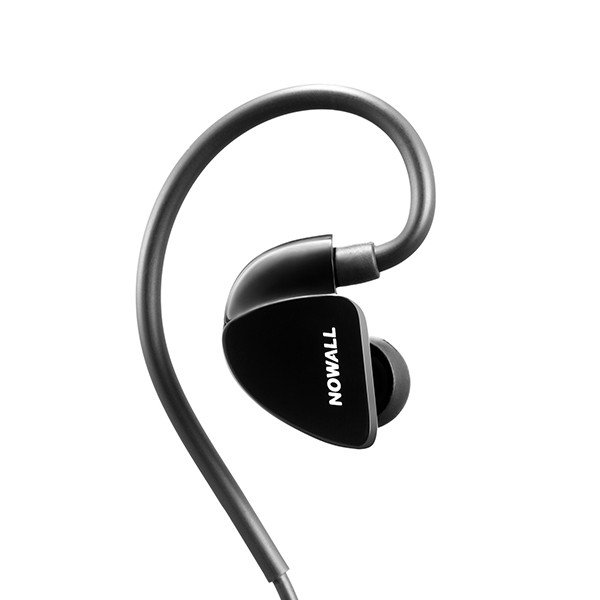 NOWALL PRIME 有線無線両用 Bluetooth ワイヤレス イヤホン