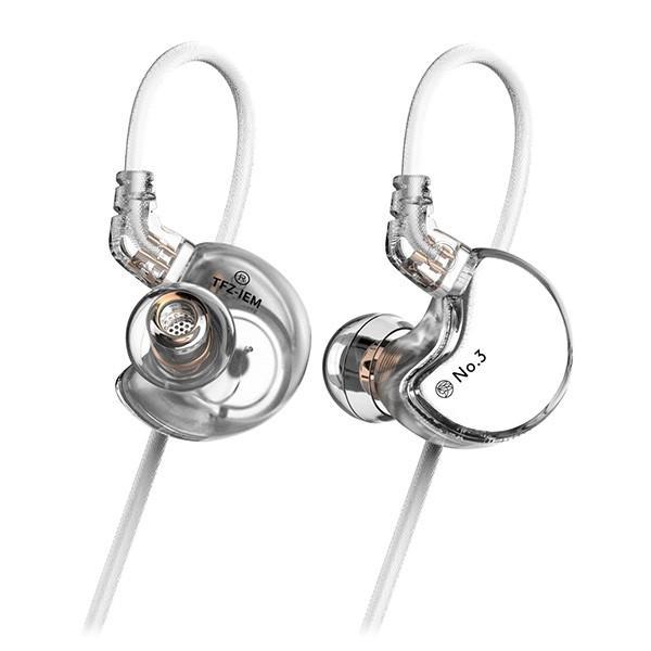 有線 カナル型 高音質 イヤホン TFZ No.3 (送料無料)|e-earphone