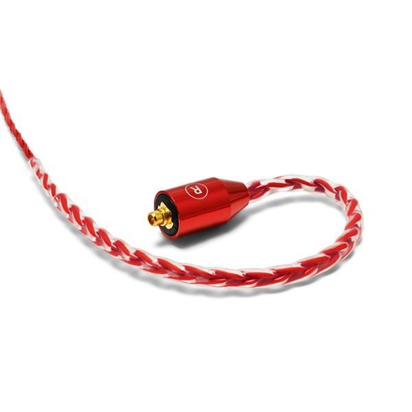 Re:cord Palette 8 MX-A BAL Crimson Red MMCX-A type