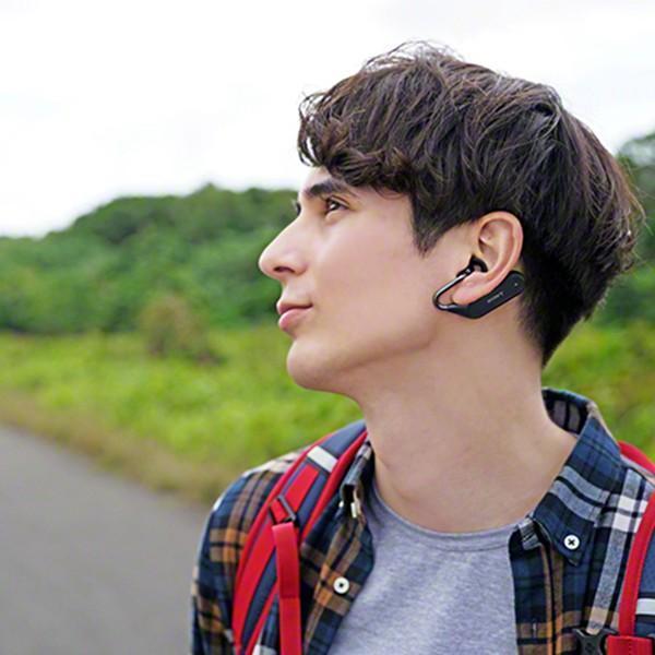 完全ワイヤレス ヘッドセット 左右分離型 両耳 通話用 SONY ソニー Xperia Ear Duo XEA20JP N ゴールド (送料無料)|e-earphone|06