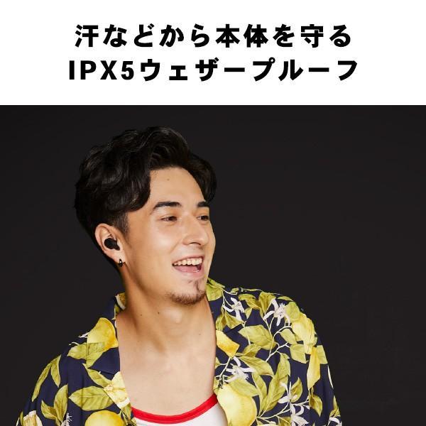 Bluetooth 完全ワイヤレス イヤホン SOUL ST-XX サクラ・ピンク(SL-2013) 両耳 コードレス フルワイヤレス イヤフォン (送料無料)|e-earphone|04