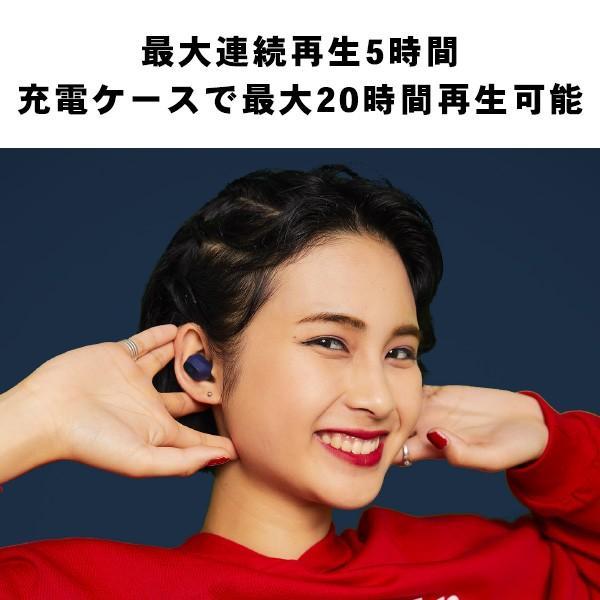 Bluetooth 完全ワイヤレス イヤホン SOUL ST-XX サクラ・ピンク(SL-2013) 両耳 コードレス フルワイヤレス イヤフォン (送料無料)|e-earphone|06