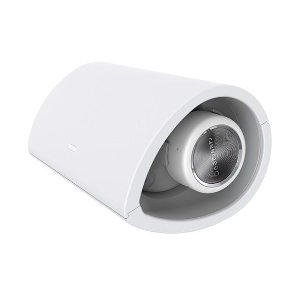 Bluetoothイヤホン Dearear(ディアーイヤー) END EAR ホワイト×ローズゴールド (DE-0002)トゥルーワイヤレスイヤホン