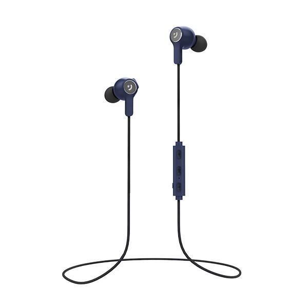 Bluetooth ブルートゥース ワイヤレス イヤホン DEAREAR BUOYANT2 ネイビー (DE-0013) (1年保証)