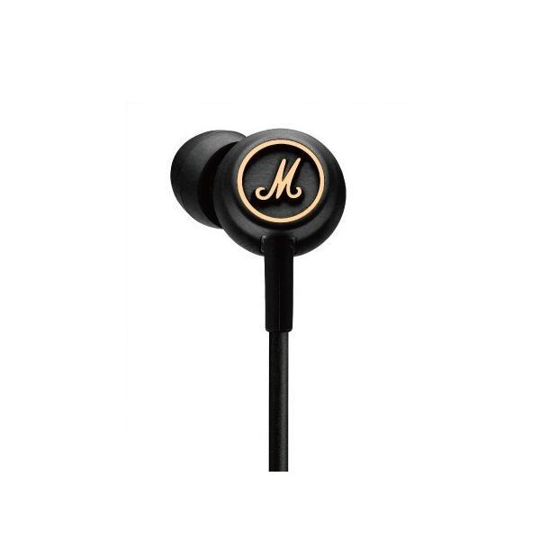 Marshall(マーシャル) MODE EQ Black&Brass iPhone対応イヤホン
