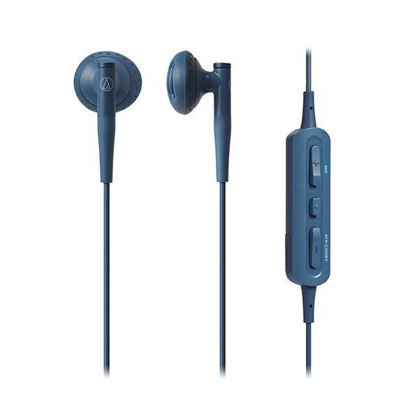 ワイヤレスイヤホン audio-technica  ATH-C200BT BL