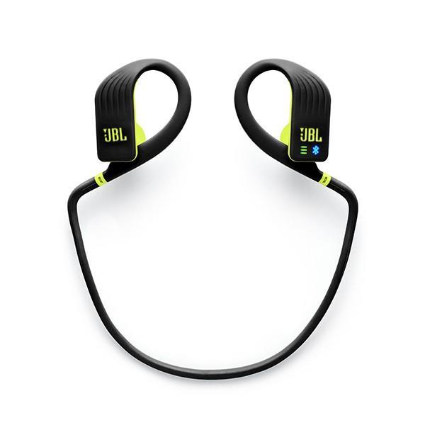 Bluetoothイヤホン JBL ENDURANCE DIVE ブラック/ネオンイエロー (JBLENDURDIVEBNL) mp3プレーヤー内蔵 スポーツタイプ IPX7 防水 ワイヤレス イヤフォン