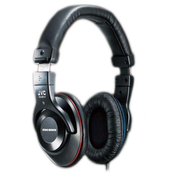 JVCケンウッド HA-MX10-B 高音質ヘッドホン / モニターヘッドホン