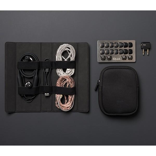 高音質 有線 ワイヤレス両用 イヤホン RHA CL2 Planar 平面駆動ドライバー搭載 Bluetooth イヤフォン (送料無料)|e-earphone|07