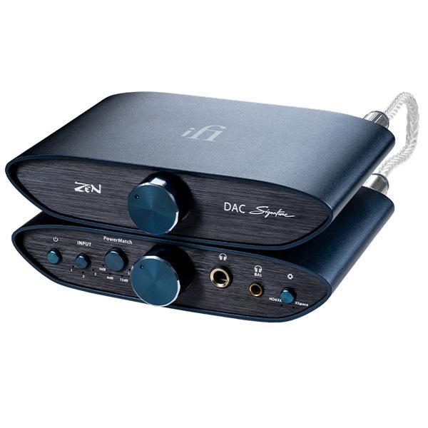 ( 商品/4月発売予定)ヘッドホンアンプ/DACiFi-AudioZENSignatureSet
