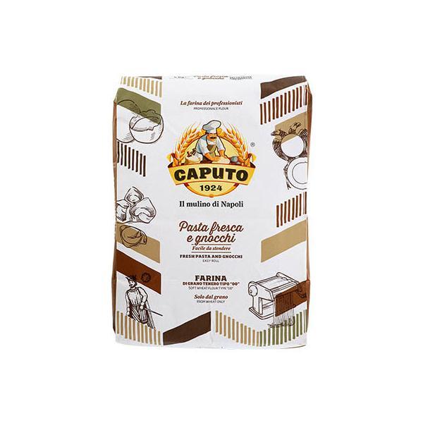小麦粉 カプート パスタフレスカ エ ニョッキ 5kg 食品 包装不可