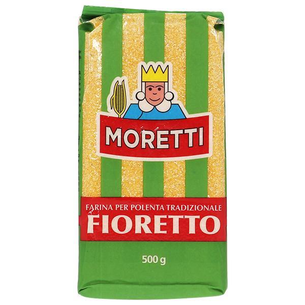 とうもろこし粉 トウモロコシ粉 モレッティ ポレンタ ベルガマスカ 500g 食品 包装不可