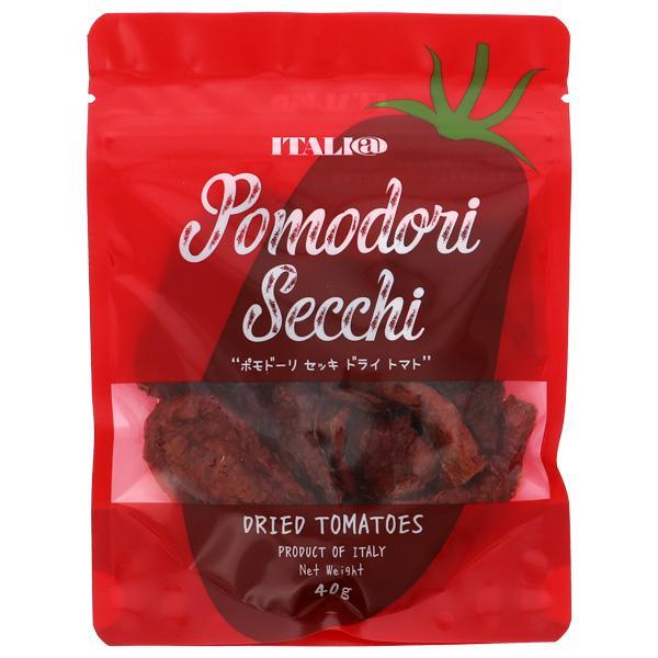 ドライトマト 乾燥トマト モンテベッロ ポモドーリ セッキ 40g 食品 包装不可