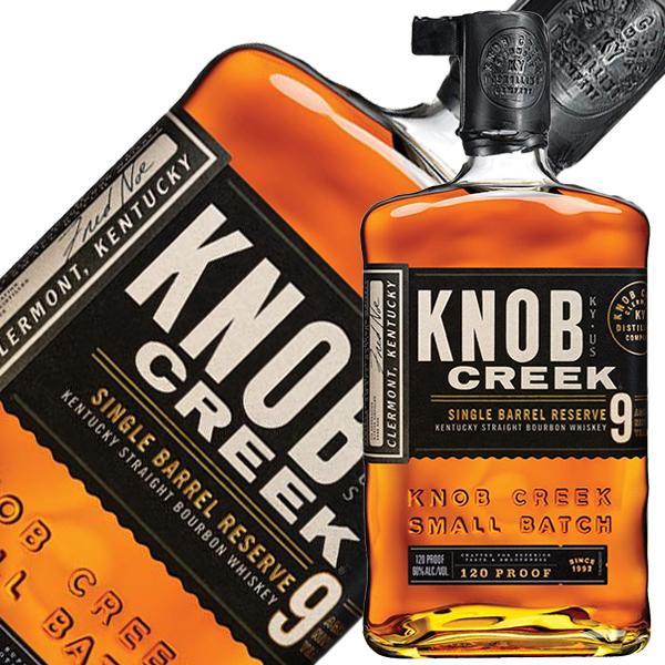 ウイスキーノブクリークシングルバレル60度箱なし750mlバーボン洋酒whisky包装不可