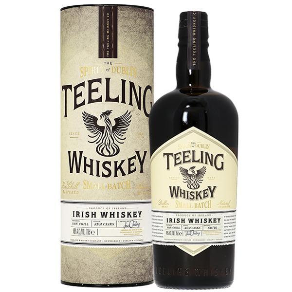 ウイスキー ティーリング スモールバッチ 46度 正規 箱なし 700ml カナディアン 洋酒 whisky