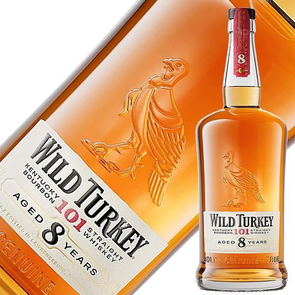 ウイスキー ワイルドターキー 8年 50.5度 正規 箱なし 1000ml バーボン 洋酒