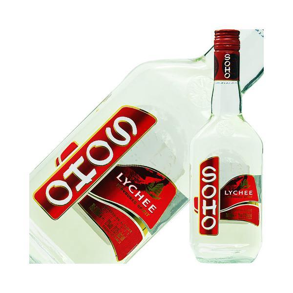 リキュール ソーホー ライチリキュール 15度 並行 700ml liqueur