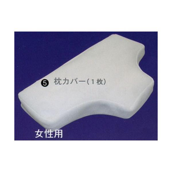 筒井式 口腔保護枕・女性用 (横向き寝をしてもいい枕Deluxe)