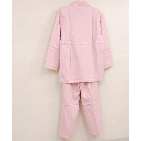 ワコール婦人 三重ガーゼシャツパジャマ YDX552 e-futon 03