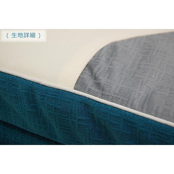 西川WWaveローズラジカル敷ふとん 4F6870 BASICハードタイプ /シングル e-futon 05