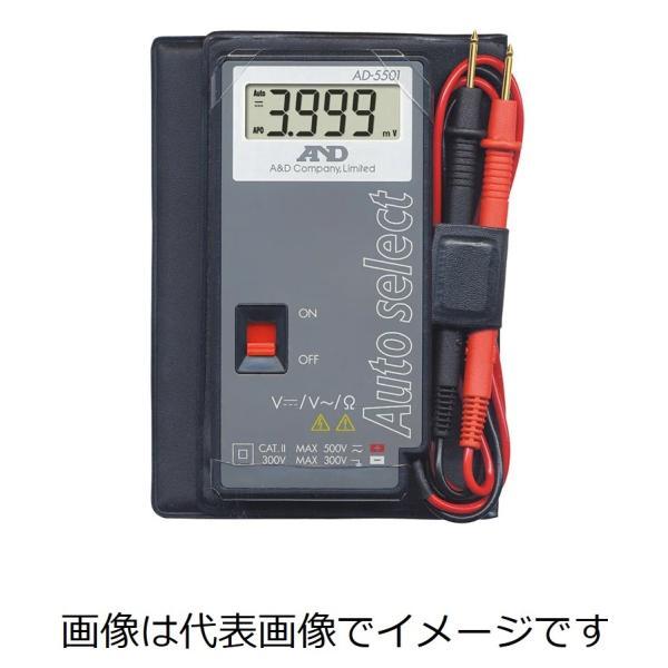 A&D AD-5501 デジタルマルチメーター