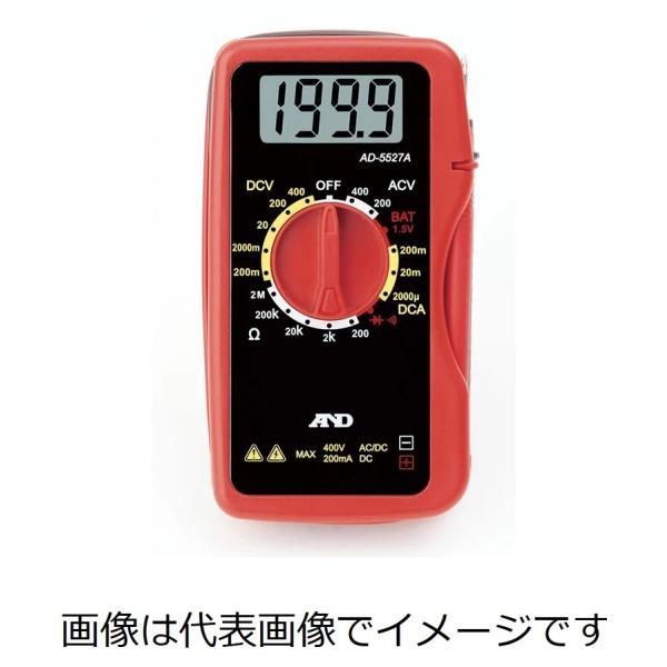 A&D AD-5527A デジタルマルチメーター