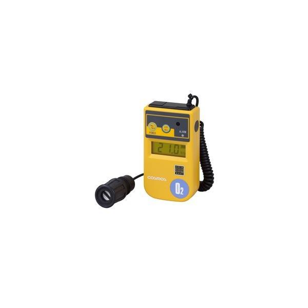 新コスモス電機 デジタル酸素濃度計 1M XO-326IISB バイブレーション機能無 COSMOS