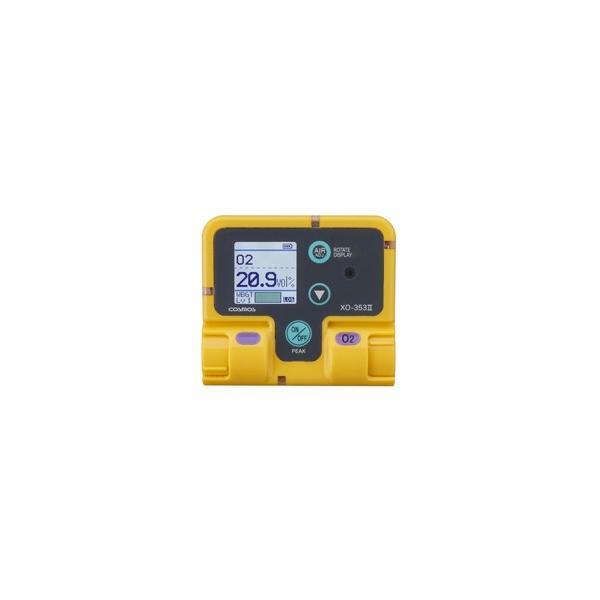 新コスモス電機 酸素濃度計 XO-353II-O2 XO-353-2-O2