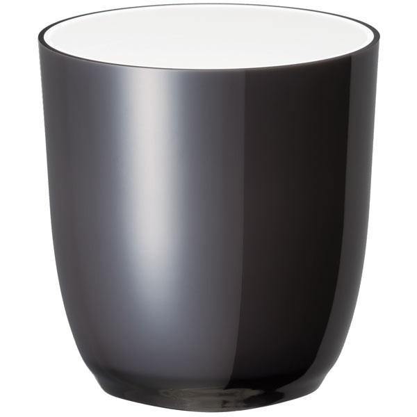 鉢 プラスチック 多肉 ハイドロカルチャー 底穴なし Ponシリーズ Pon C-2号 グレー 大和プラスチック