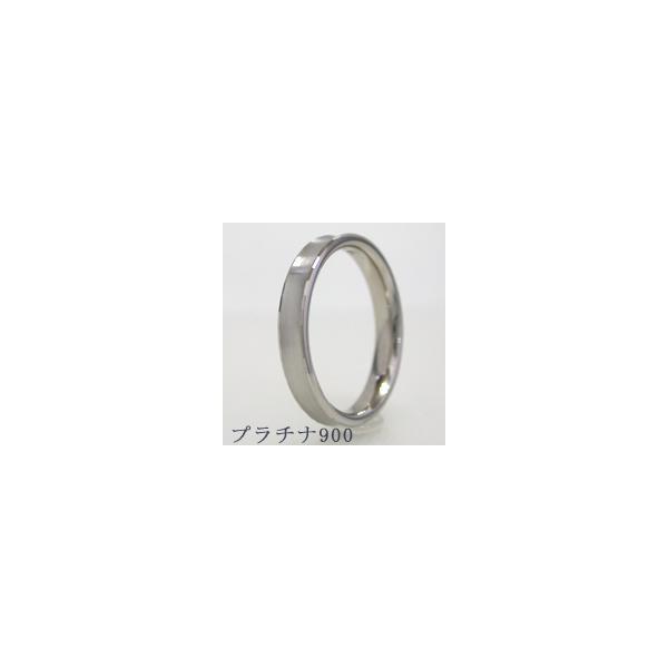 結婚指輪・マリッジリング・ マリッジリング プラチナ 結婚指輪 RomanticBlue 4RK002 サファイヤ入り