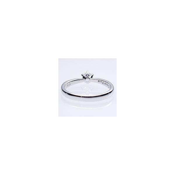 (プラチナ ダイヤモンド 立爪 指輪)婚約指輪 シチズン セントピュール エンゲージリング 大粒|e-housekiya|04