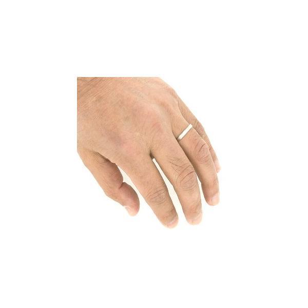 結婚指輪 マリッジリング 18金ピンクゴールド/18金ホワイトゴールド ペアリング|e-housekiya|04
