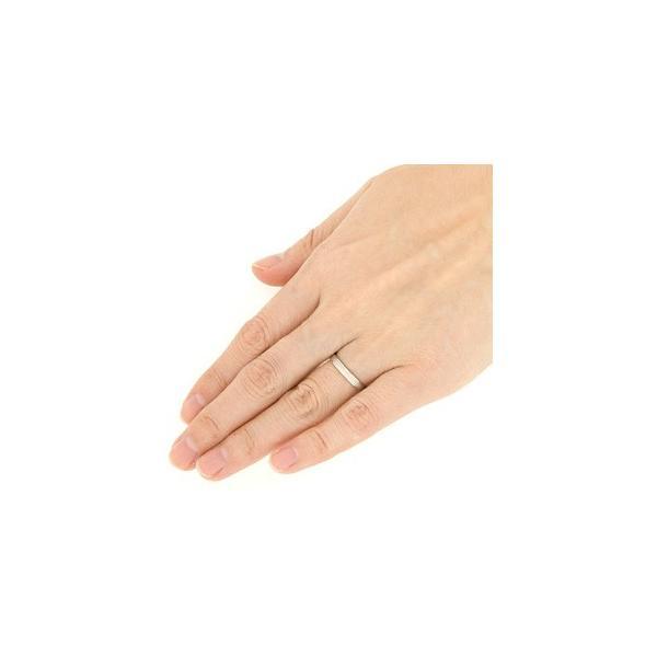 結婚指輪 マリッジリング 18金ピンクゴールド/18金ホワイトゴールド ペアリング|e-housekiya|05