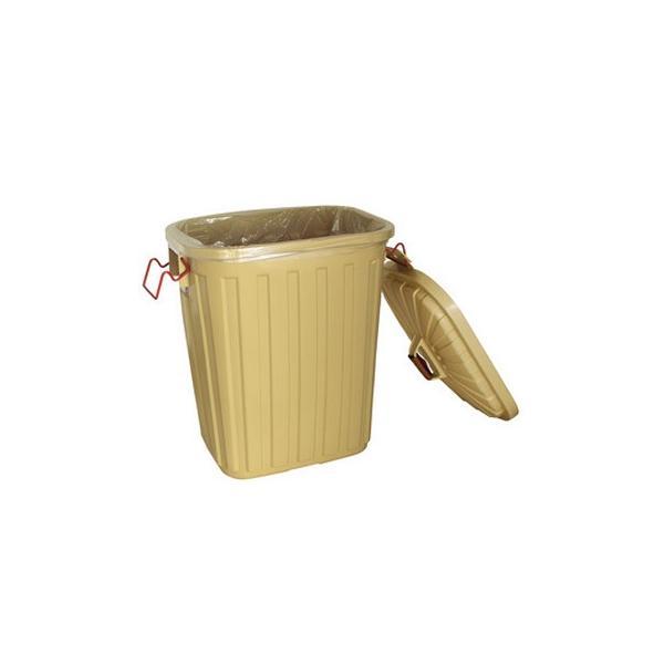 ゴミ箱 ごみ箱 バケツ ふた付き PALE×PAIL 容量42から60リットル おしゃれ ブルーグレー/ブラウン/ベージュ/ホワイト e-housemania 04