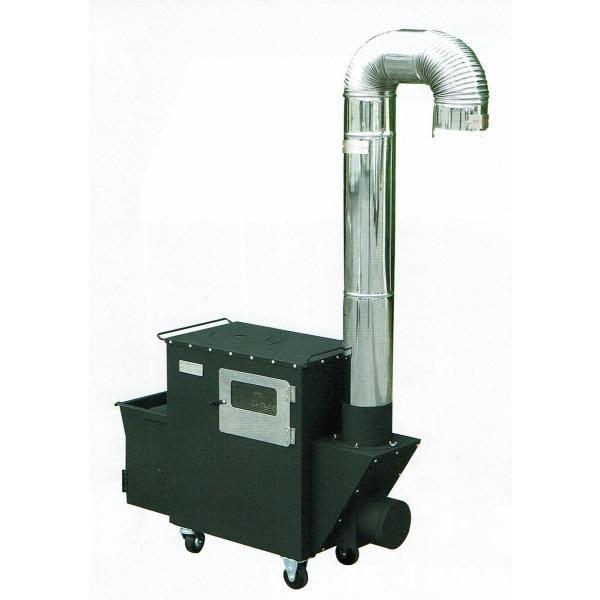ロケットストーブ(調理機能付き) クックザウルス AMJ−600型 1台|e-item679p