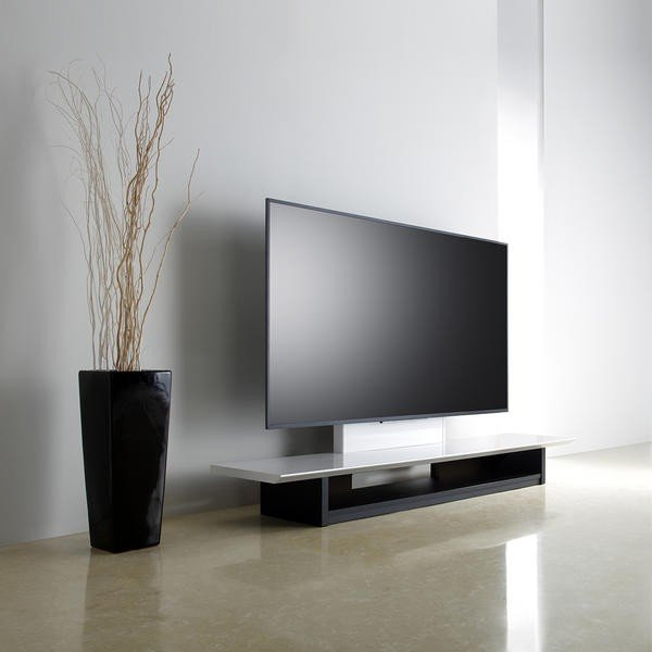 収納付き テレビ台 テレビ スタンド 壁寄せ 壁掛けテレビ台 おしゃれ ローボード幅 150cm 46-65V型 ホワイト 白 おすすめ|e-jimuyouhin|02