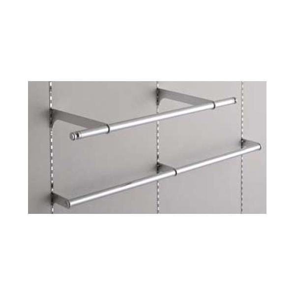 ロイヤル ハンガーブラケット(外々用) A-79S 200 クローム