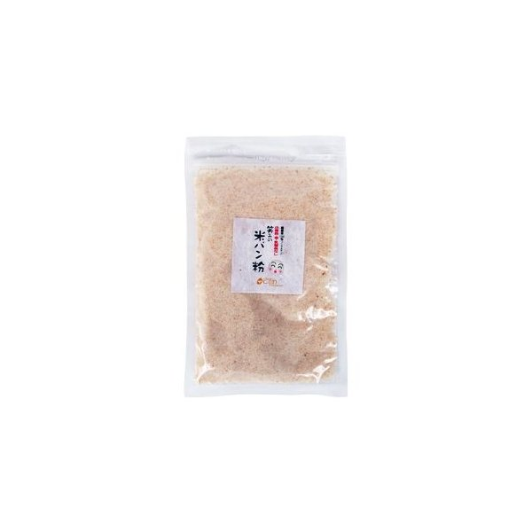 冷凍発送 笑みの米パン粉 150g|エルフィンインターナショナル