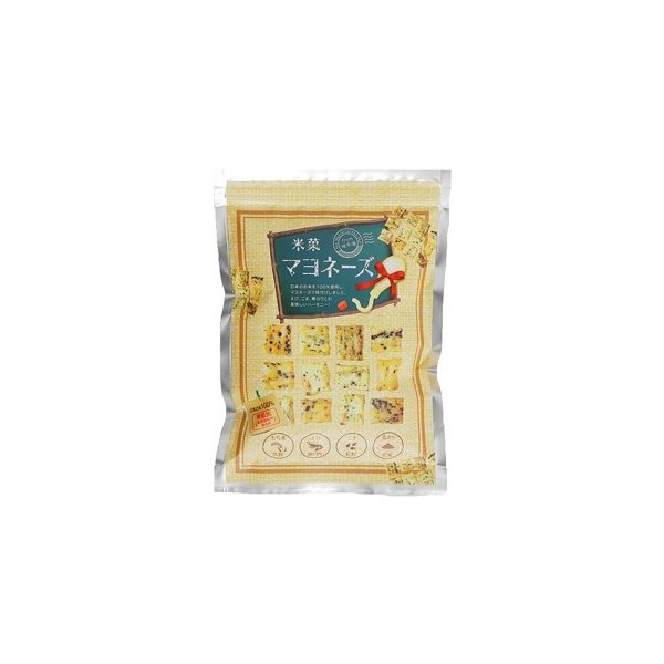 やまだ マヨネーズ 日本の米100%・米菓 100g やまだ (アルミパック)