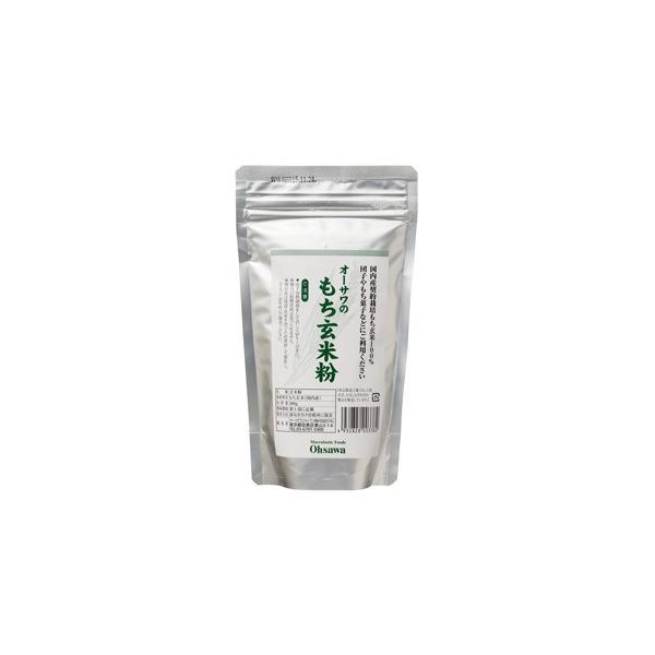 もち玄米粉 300g|オーサワジャパン /取寄せ