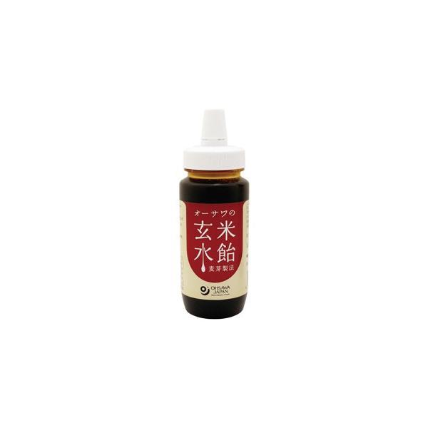 オーサワの玄米水飴(プラボトル) 250g|オーサワジャパン