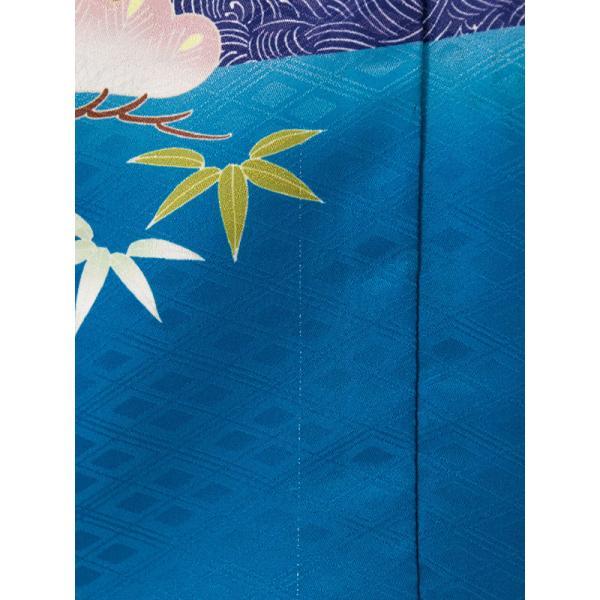 七五三 5歳 男の子 七五三 着物 5歳 753 男 着物 往復送料無料 フルセットレンタル 簡単着付けマニュアル付| 花うさぎブランド 着物(水色系)| E-5-016|e-kimono-rental|08