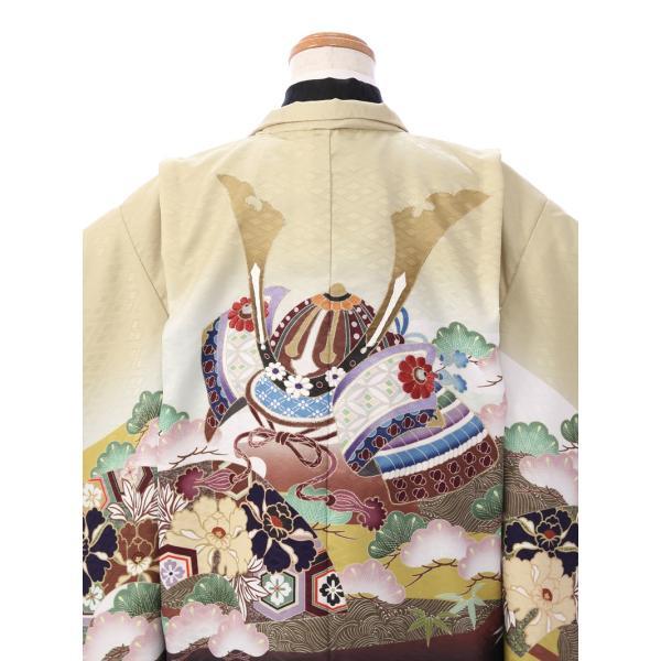 七五三 5歳 男の子 七五三 着物 5歳 753 男 着物 往復送料無料 フルセットレンタル 簡単着付けマニュアル付  E-5-962      貸衣装   袴 e-kimono-rental 04