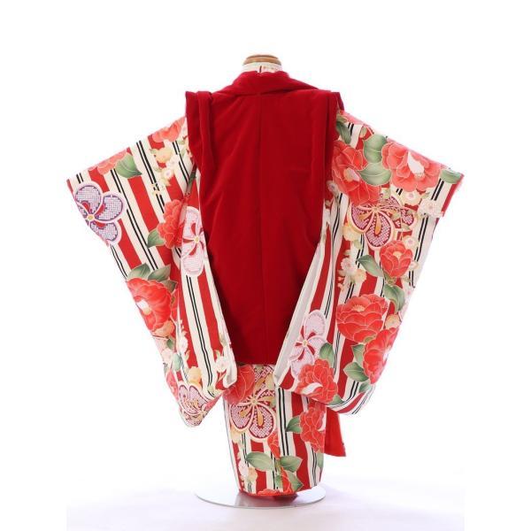 七五三 着物 3歳 753 着物 3歳 七五三 3歳 七五三 着物 753 着物   E-H-376 式部浪漫KAGURA  着物   被布     女の子    【レンタル】 e-kimono-rental 03