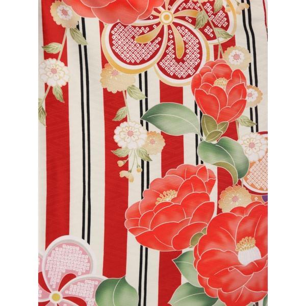 七五三 着物 3歳 753 着物 3歳 七五三 3歳 七五三 着物 753 着物   E-H-376 式部浪漫KAGURA  着物   被布     女の子    【レンタル】 e-kimono-rental 04