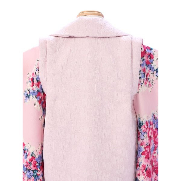 七五三 着物 3歳 753 着物 3歳 七五三 3歳 七五三 着物 753 着物 JILL STUART 女の子(被布)フルセット(ピンク系) 女の子(三歳)【レンタル】E-H-493 e-kimono-rental 04
