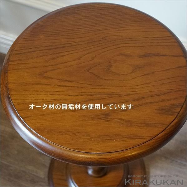 アンティーク家具 リプロダクト家具 コーヒーテーブル サイドテーブル 花台 JG802 送料無料|e-kirakukan|02