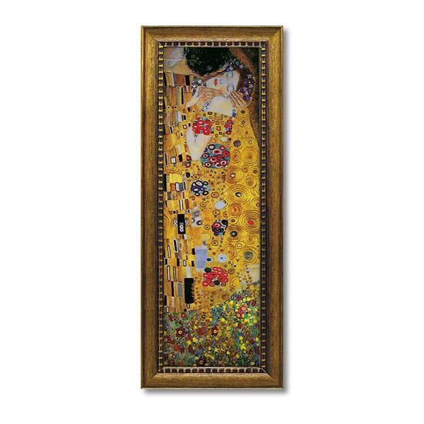 アート 絵画 クリムト:ザ・キス ミュージアムシリーズ