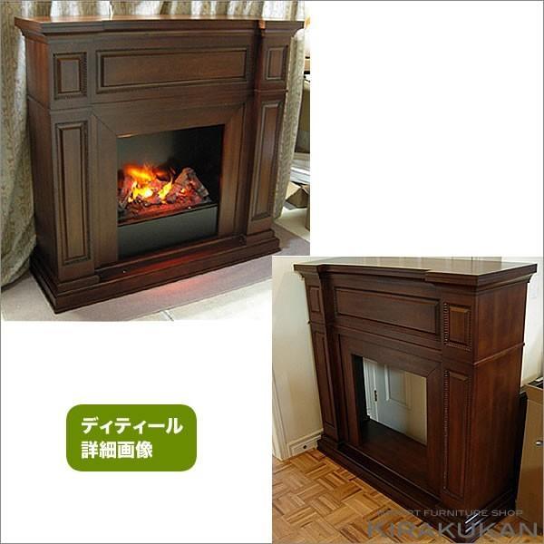 電気式暖炉 Dimplex(ディンプレックス)オプティミストシリーズ22インチ レンウィック(1000W)